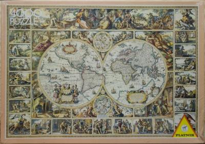 4000 Alte Weltkarte Jigsaw Wiki