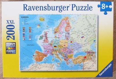 200 Politische Europakarte Jigsaw Wiki