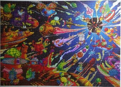 2000 Lost In Space Jigsaw Wiki